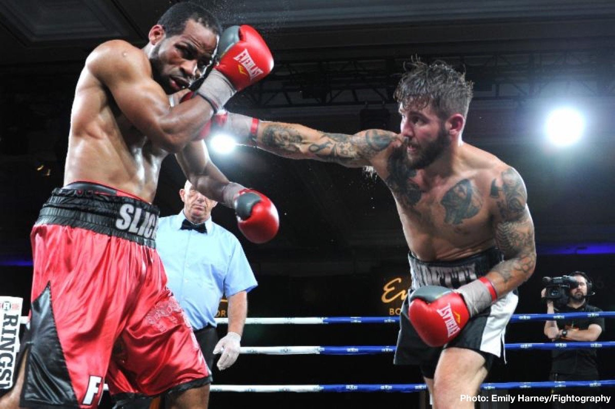 - Boxing Results