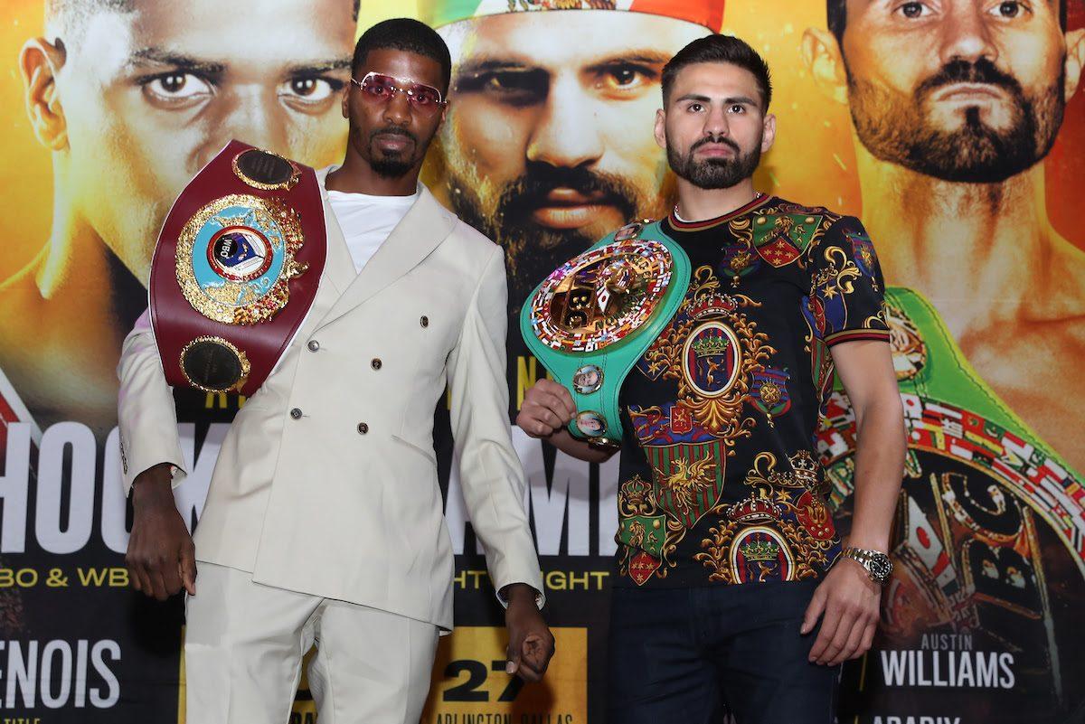 Jose Ramirez Maurice Hooker Boxing News