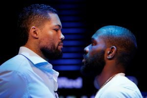 Bryant Jennings - HALL OF FAME promoter Frank Warren stages his bumper Heavy Duty card at London's o2 Arena on Saturday (July 13) headed by the vacant British heavyweight title fight between Daniel Dubois and Nathan Gorman, live on BT Sport and ESPN+
