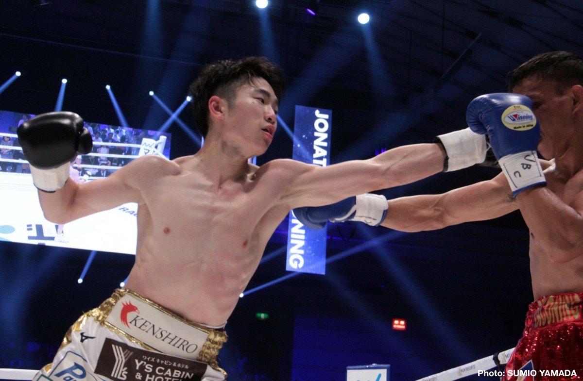 Rob Brant Ryota Murata Boxing News Boxing Results