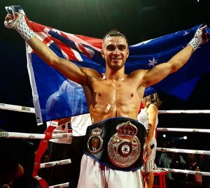 Andrew Moloney - Andrew Moloney has been a man of a mission in recent months, having traveled all over the world to fight for the right to mix it for the world title. The Australian has now been listed as the mandatory challenger for the world super flyweight title, currently held by Britain's Kal Yafai.