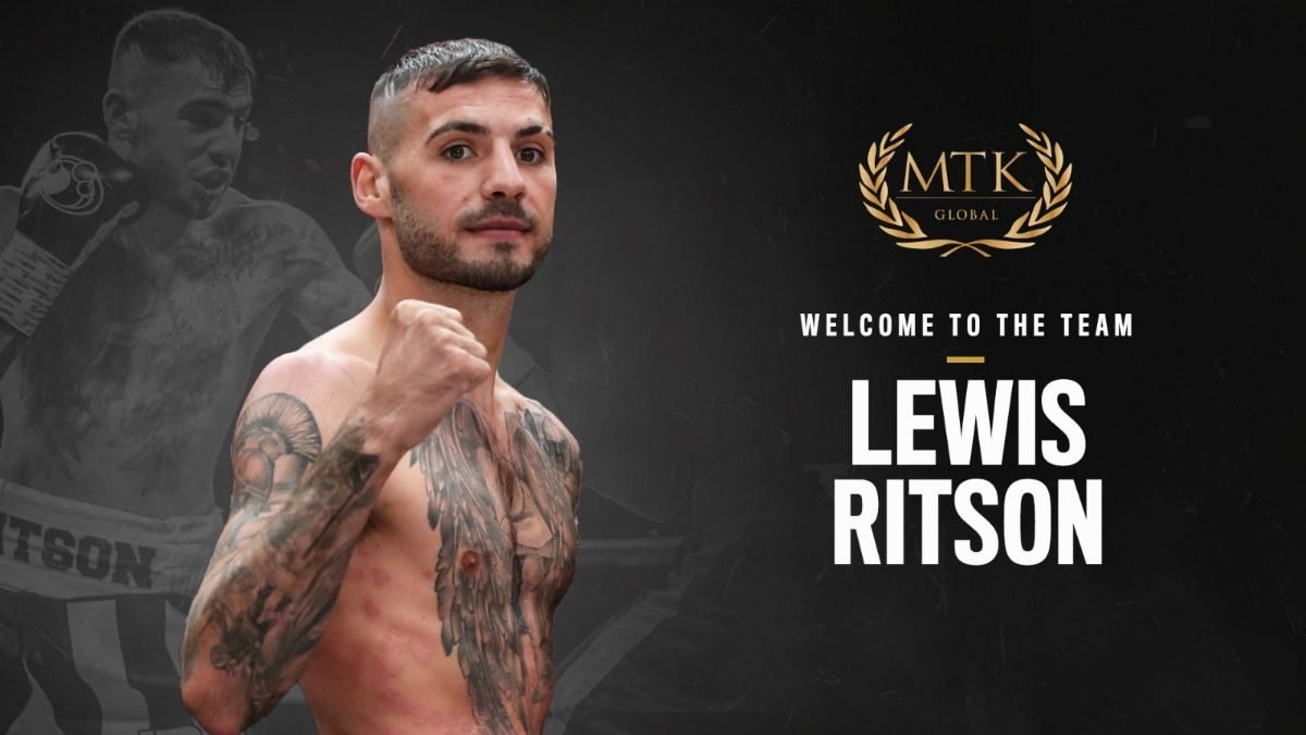 Lewis Ritson British Boxing Press Room