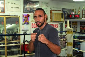 "Keith Thurman, Manny Pacquiao - It's not too unusual to hear fighters talk about themselves in the third person, even if it can prove to be annoying (Roy Jones Jr was/is the king of it), and right now, WBA welterweight champ Keith Thurman talks about himself as though he were another entity. As reported by RingTV.com, Thurman spoke with the media yesterday, and when taking a look at himself, and talking about himself, ""One Time"" made a number of boasts."