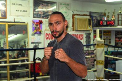 John Molina jr. Keith Thurman Luis Nery Manny Pacquiao Omar Figueroa Jr. Sergey Lipinets Yordenis Ugas Boxing News