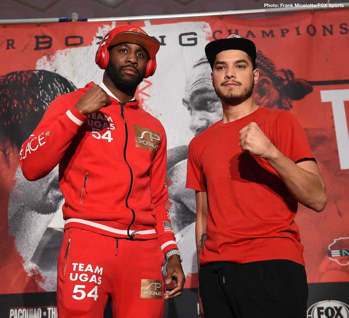 Omar Figueroa Jr. Yordenis Ugas Boxing News