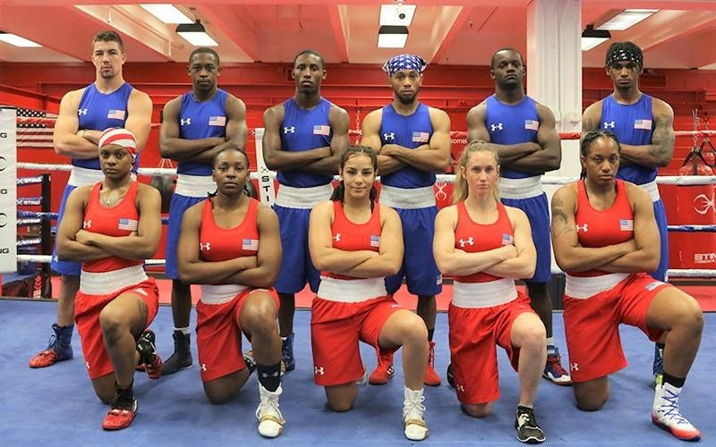 - Team USA continued its winning ways with four more victories yesterday in the third and final day of quarterfinal bouts in Lima, Peru at the 2019 Pan American Games, clinching 10 medals for USA Boxing.