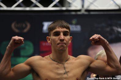 Diego Alberto Ruiz Michael Conlan Boxing News British Boxing