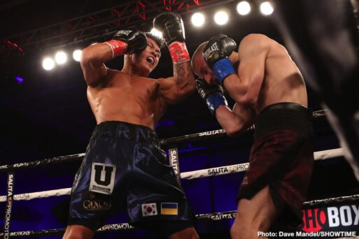 Abdiel Ramirez, Arnold Khegai, DeAndre Ware, Shohjahon Ergashev, Vladimir Shishkin, Vladimir Tikhonov - Boxing News
