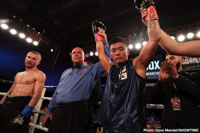 Abdiel Ramirez Arnold Khegai DeAndre Ware Shohjahon Ergashev Vladimir Shishkin Vladimir Tikhonov Boxing News Boxing Results