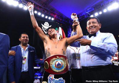 Emanuel Navarrete Francisco De Vaca Jessie Magdaleno Rafael Rivera Boxing News Boxing Results Top Stories Boxing