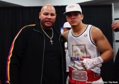 Adan Gonzales, Edgar Berlanga, Jason Sosa, Robeisy Ramirez - The road back to a world title just got clearer for Jason Sosa. The Camden, New Jersey native and former super featherweight world champion stopped Lydell Rhodes in seven rounds to win his third in a row in front of 1,723 fans at the Liacouras Center.