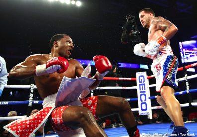 Adan Gonzales Edgar Berlanga Jason Sosa Robeisy Ramirez Boxing News Boxing Results