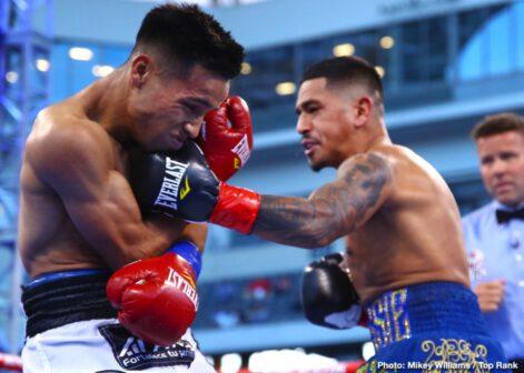 Emanuel Navarrete, Francisco De Vaca, Jessie Magdaleno, Rafael Rivera - Boxing News