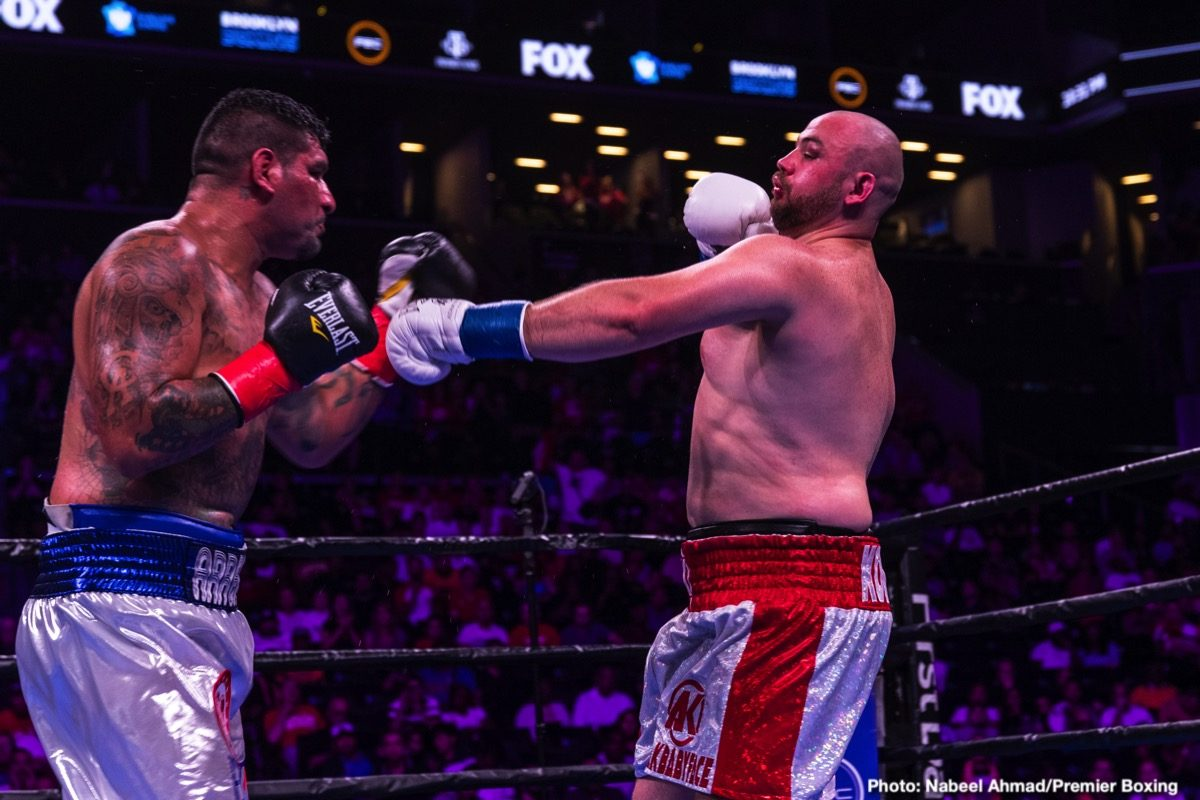 Chris Arreola Boxing News