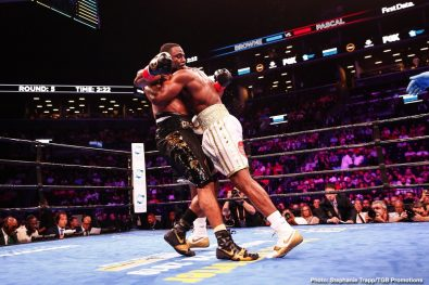 Adam Kownacki Chris Arreola Curtis Stevens Jean Pascal Marcus Browne Wale Omotoso Boxing News Boxing Results Top Stories Boxing