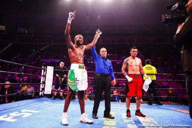 Brandon Figueroa Javier Nicolas Chacon Boxing News Boxing Results