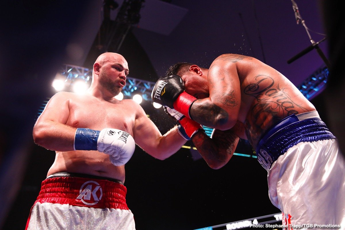 "Marcus Browne - Unbeaten Polish star and Brooklyn native Adam Kownacki (20-0, 15 KOs) earned a unanimous decision over Chris ""The Nightmare"" Arreola (38-6-1, 33 KOs) in an all-action brawl in front of his hometown fans that headlined FOX PBC Fight Night main event and on FOX Deportes Saturday night from Barclays Center, the home of BROOKLYN BOXING™."
