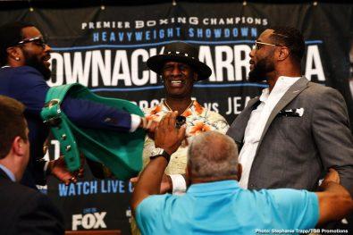 Adam Kownacki Chris Arreola Curtis Stevens Jean Pascal Marcus Browne Boxing News