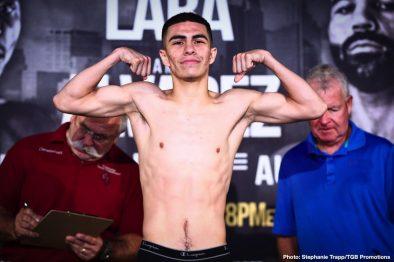 Erislandy Lara Ramon Alvarez Boxing News