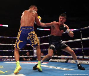"""Luke Campbell - Luke Campbell is vowing to be a real """"Nightmare"""" for Ryan Garcia when he gets him inside the ring for their WBC ordered fight for the interim 135-pound belt. Campbell rates IBF lightweight champion Teofimo Lopez, but he says he's not sure about whether King Ryan and Devin Haney have the goods."""