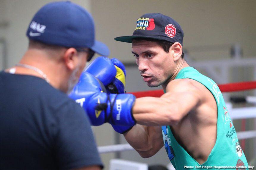 Antonio Orozco, Hector Tanajara, Joshua Franco, Vergil Ortiz - Boxing News
