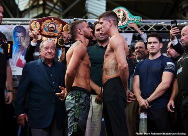Alexander Povetkin Hughie Fury Luke Campbell Vasyl Lomachenko Boxing News Top Stories Boxing