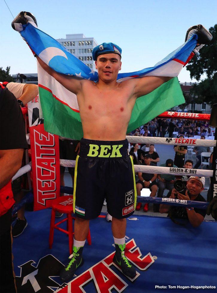 Daniel Evangelista Ferdinand Kerobyan Boxing Results Press Room