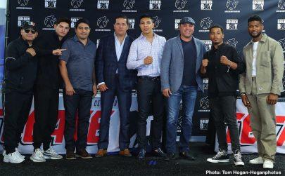 Avery Sparrow Jaime Munguia Oscar De La Hoya Patrick Allotey Ryan Garcia Boxing News