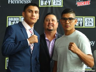 Antonio Orozco Hector Tanajara Joshua Franco Oscar Negrete Vergil Ortiz Boxing News Top Stories Boxing