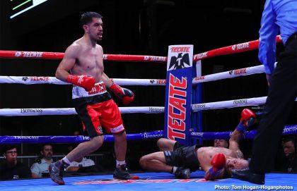Antonio Orozco Joshua Franco Oscar Negrete Vergil Ortiz Boxing News Boxing Results Top Stories Boxing