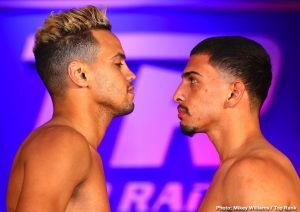 Edgar Berlanga - LIVE and exclusively on ESPN+ beginning at 10 p.m. ET/7 p.m. PT - Entire undercard to stream on ESPN+ at 8 p.m ET/ 5 p.m. PT