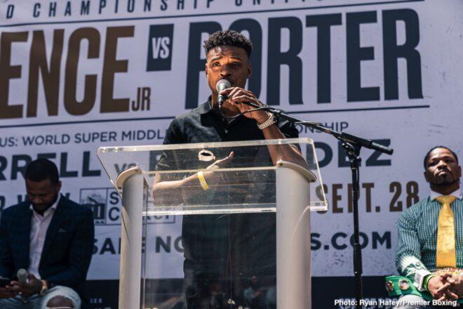 Anthony Dirrell, David Benavidez, Errol Spence, John Molina, Josesito Lopez, Robert Guerrero, Shawn Porter - Boxing News