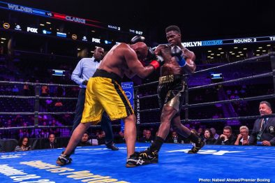 Adam Kownacki Chris Arreola Curtis Stevens Jean Pascal Marcus Browne Wale Omotoso Boxing News Boxing Results