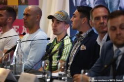 Michael Conlan - Michael Conlan has promised that everyone will see the best ever version of himself when he faces Diego Alberto Ruiz on the huge #MTKFightNight at Feile an Phobail on Saturday.