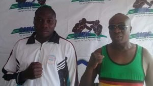 Ebenezer Tetteh, Morris Okolla - Undefeated Ebenezer Tetteh of Ghana (19-0, 16 KOs) and Morris Okolla of Kenya (11-3, 9 KOs) have set the stage for their Commonwealth heavyweight eliminator in Accra on Saturday night after both coming through their weighs successfully.