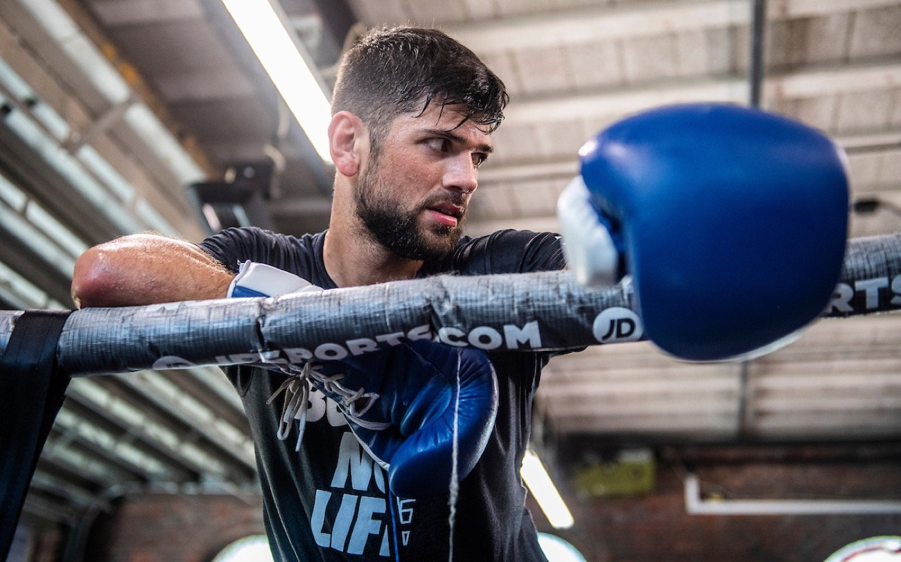 Joe Cordina - Charlie Edwards will make the second defence of his WBC Flyweight World title against his Mandatory Challenger Julio Cesar Martinez at The O2 in London on Saturday August 31, live on Sky Sports Box Office in the UK.