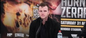 Jeff Horn - It seems Jeff Horn can forget all about being a middleweight. Earlier today in Bendingo, Australia, Michael Zerafa stopped Horn in a ninth-round upset win. Zerafa, a pretty big underdog Horn was looking at using as a mere test at 160, dropped the former WBO welterweight champ in rounds two and nine; getting the stoppage victory at 2:24 of the 9th.