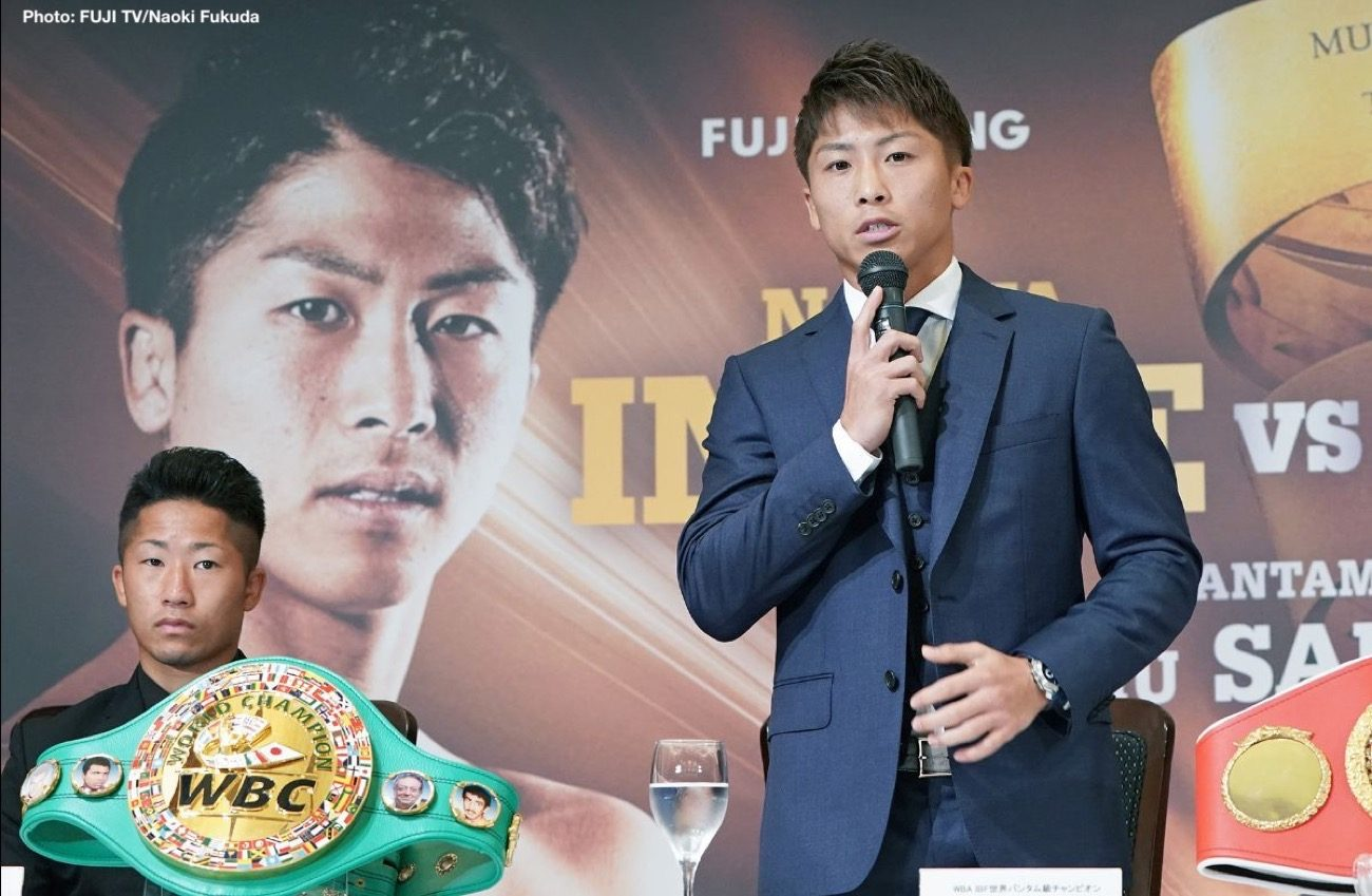 Naoya Inoue Nonito Donaire Boxing News
