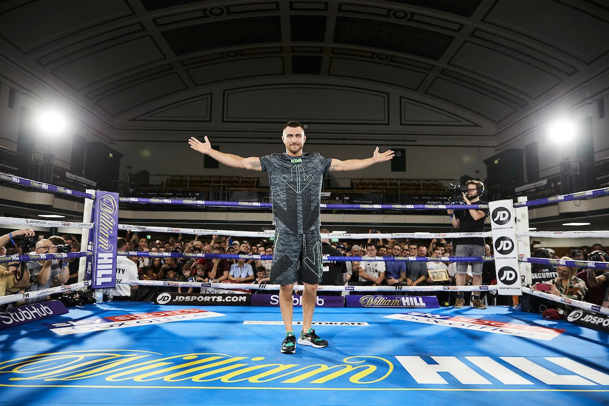 Luke Campbell - Vasiliy Lomachenko made his return to London's historic York Hall, roughly six years since he fought there as part of the World Series of Boxing. Shortly thereafter, he turned pro and has been making history ever since.
