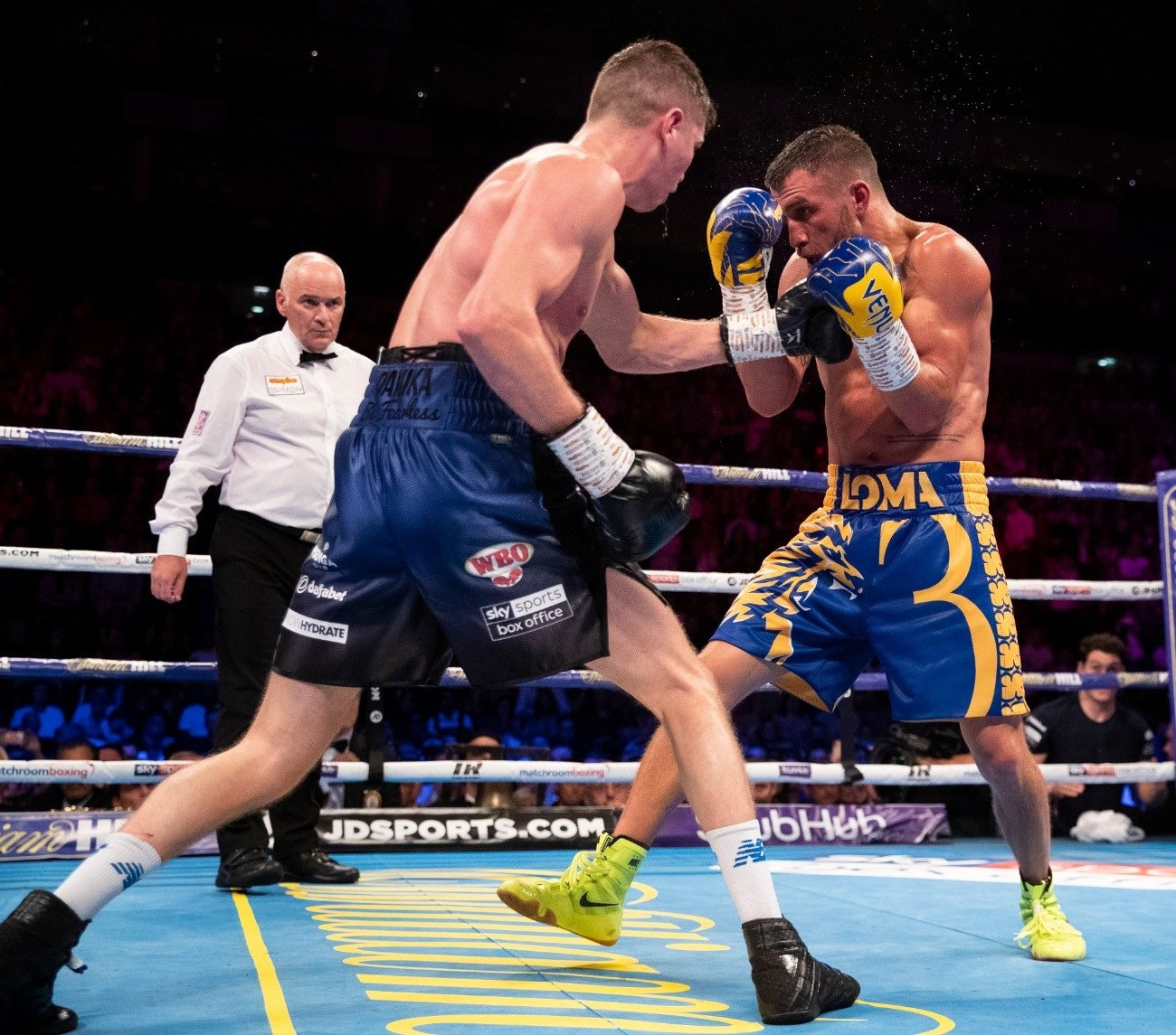 Mikey Garcia, Teofimo Lopez, Vasiliy Lomachenko - Boxing News