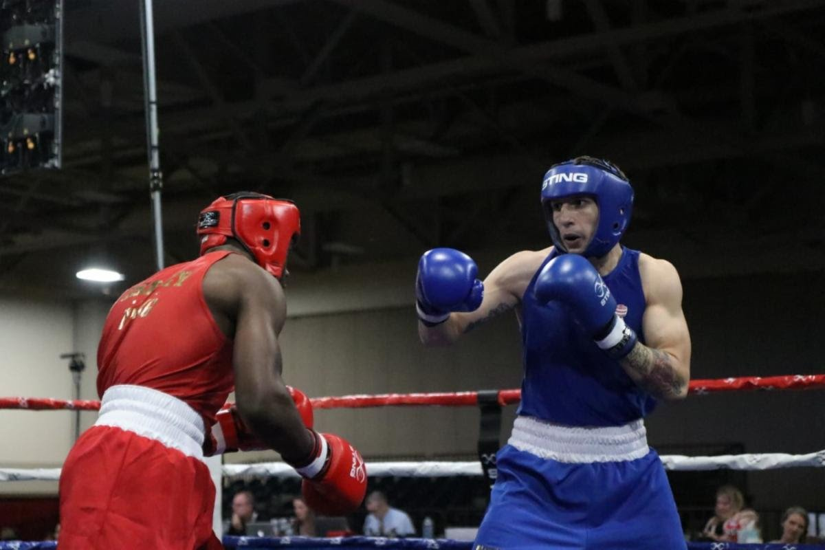 """Javier Martinez - """"Milwaukee isn't really a great place for boxing,"""" Martinez agreed, """"but (coach) Izzy Acosta always had a great program that produced a lot of national champions. Hopefully, one day I can do what he's done for my city. We do have a few good fighters coming out of my gym who are still on the rise. Look out for my boy, Luis Feliciano, a former USA National champion (the 26-year-old junior welterweight is 12-0 as a pro with eight wins by knockout)."""""""
