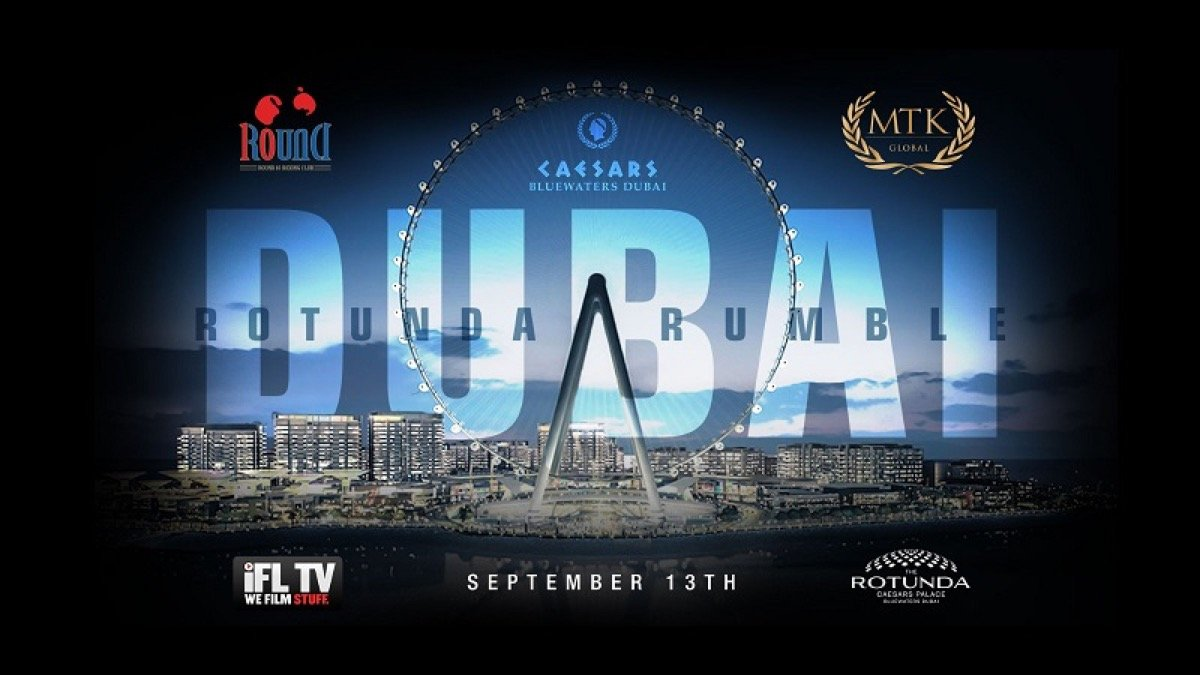 Abass Baraou - Team Sauerland's German contender and WBC International super welterweight champion Abass Baraou (6-0, 3 KOs) will fight on the international stage for the first time professionally at the 'Rotunda Rumble' in Caesars Palace Dubai on September 13.