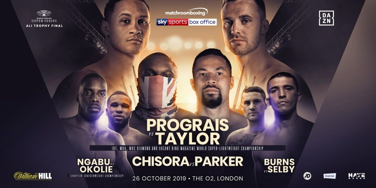 Dereck Chisora Joseph Parker Boxing News British Boxing