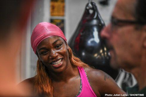 Hannah Rankin, Ivana Habazin - Boxing News