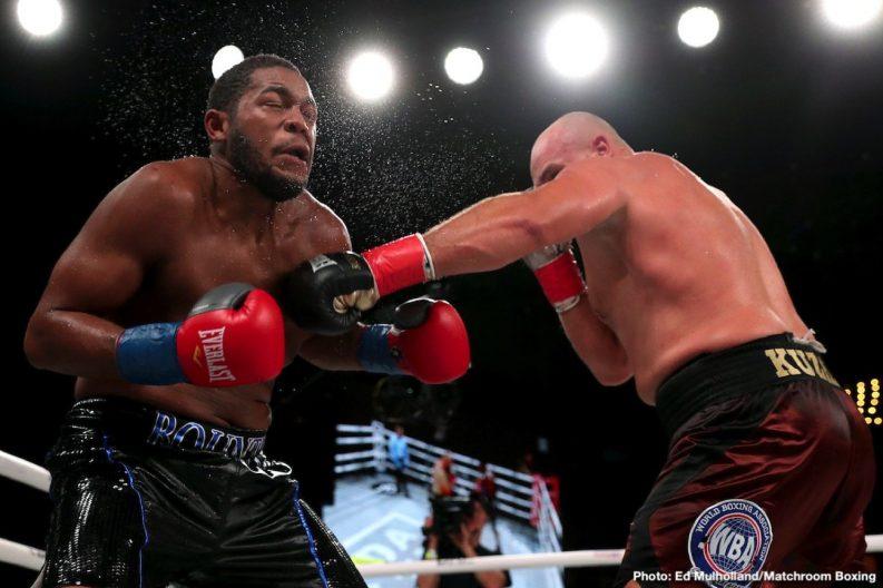 Amanda Serrano Devin Haney Heather Hardy Michael Hunter Sergey Kuzmin Zaur Abdullaev Boxing News Top Stories Boxing