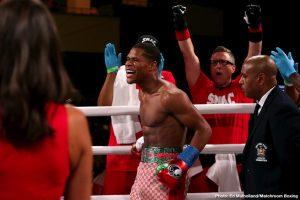 Devin Haney, Gervonta Davis, Luke Campbell - Boxing News
