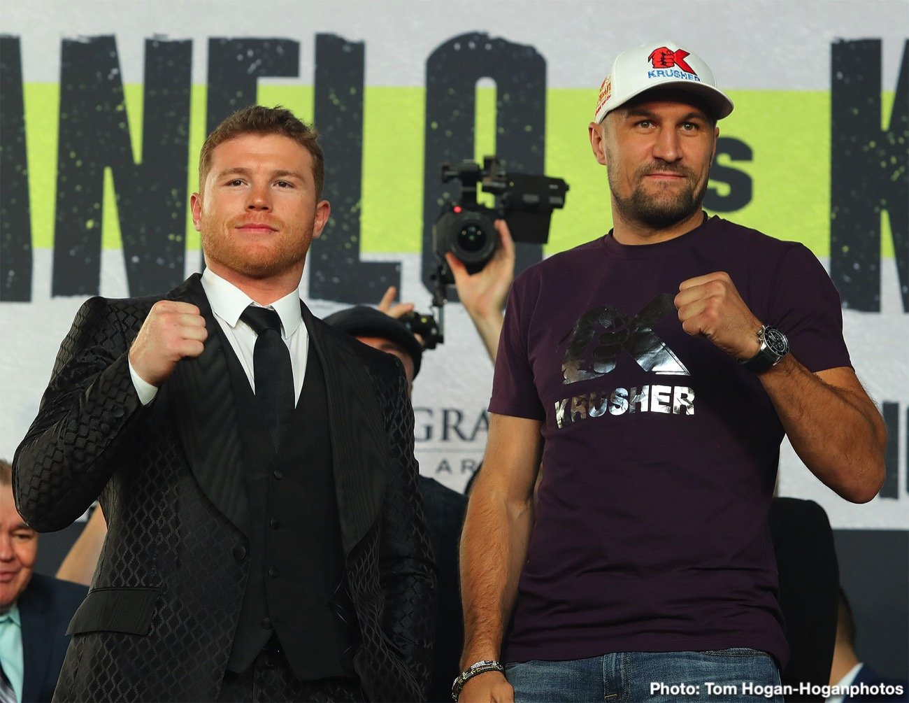 "Sergey Kovalev - On Saturday, November 2, Canelo Alvarez (51-1-2, 34 KOs) will take on a new challenge as he moves into the 175-pound weight class in a 12-round fight against Sergey ""Krusher"" Kovalev (34-3-1, 29 KOs) for Kovalev's WBO Light Heavyweight World Title.This highly anticipated bout and its co-featured fights will be broadcast live from MGM Grand in Las Vegas to big screens across the nation.A full undercard will be shown prior to the main event."