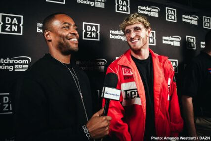 KSI, Logan Paul - Press Room