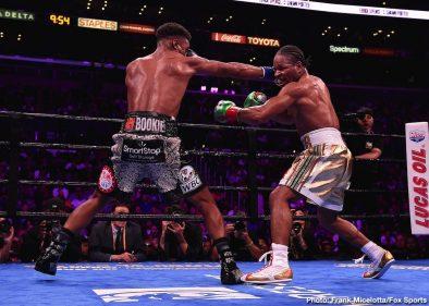 Anthony Dirrell Batyr Akhmedov David Benavidez Errol Spence John Molina Josesito Lopez Mario Barrios Shawn Porter Boxing News Boxing Results