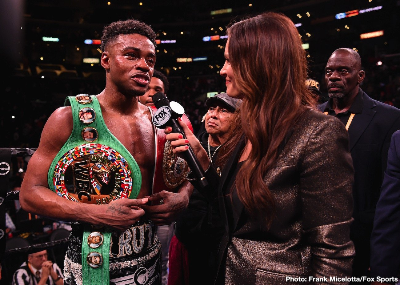 Errol Spence - STATEMENT ON ERROL SPENCE JR. CONDITION: Errol Spence Jr., IBF/WBC unified welterweight world champion, was involved in a serious, single-car accident in Dallas early Thursday morning and is being treated at a Dallas-area hospital. Spence is awake and responding and his condition is listed as stable. He did not sustain any broken bones or fractures, but has some facial lacerations. He is expected to make a full recovery.